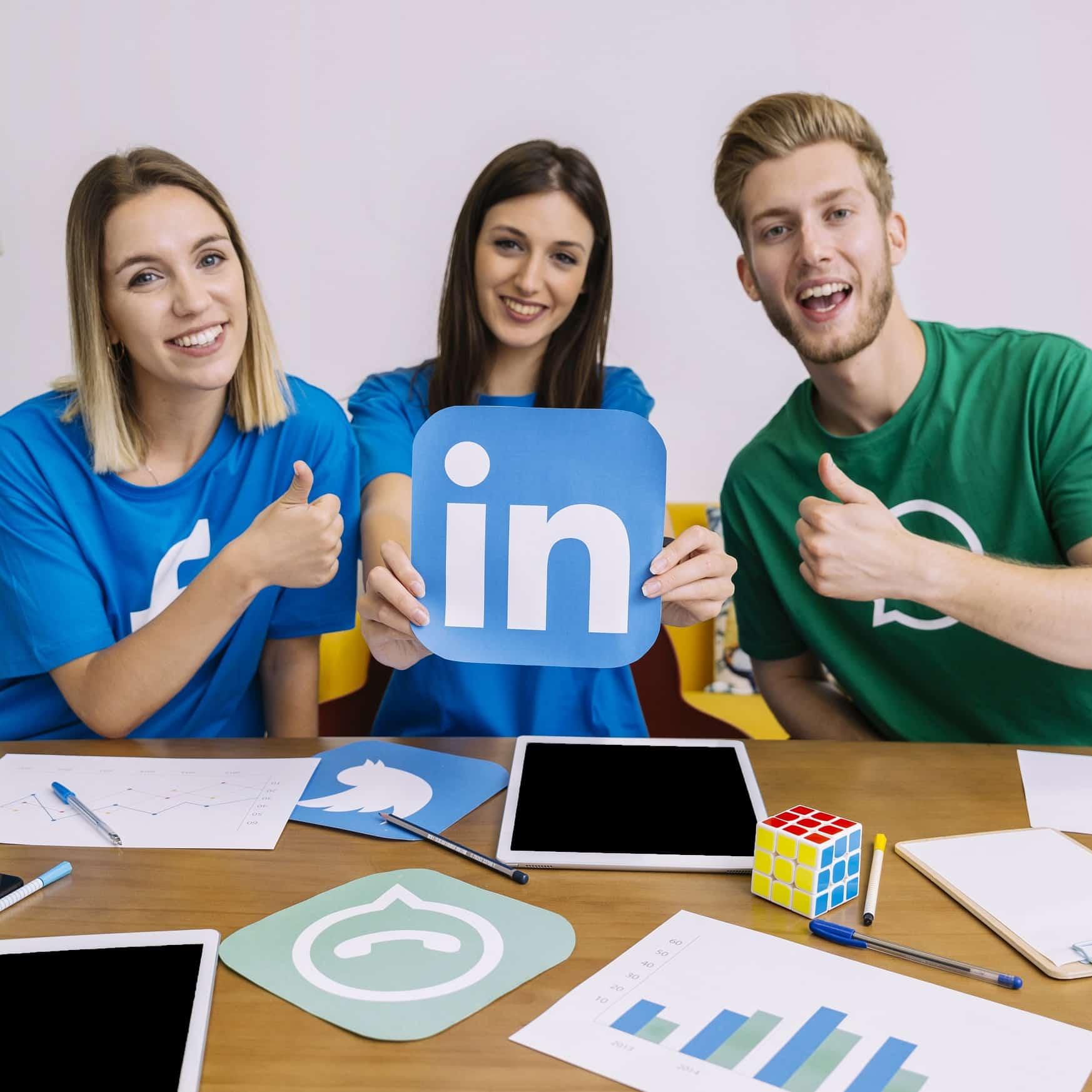 Linkedin Marketing Strategy Cambodia