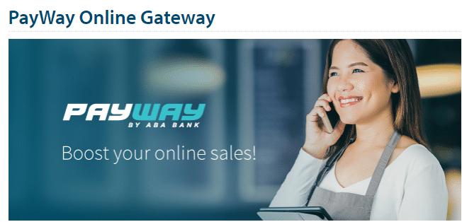 PayWay Online Gateway ABABank Cambodia