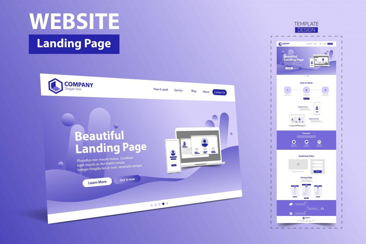Landing Page Designer Developer in Phno Penh, Cambodia